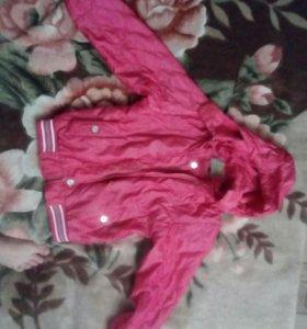 Куртки для девочки 8 - 12 лет.