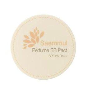 Компактная пудра Saemmul Perfume BB Pact