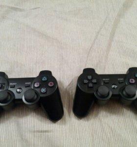 2 Джостика для playstation 3 беспроводные