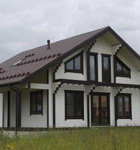 Дом из бруса 180 ПОД КЛЮЧ!!!