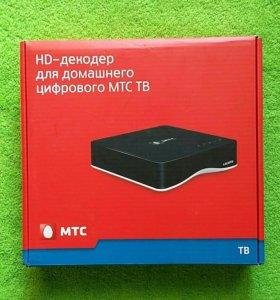 TV приставка МТС DCD 2304