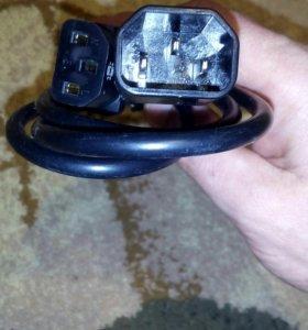 Сетевой кабель, без розетки