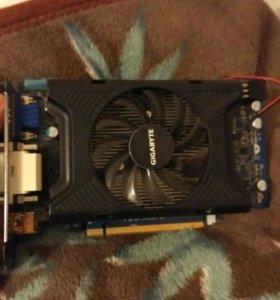 Видеокарта AMD RADEON HD 5700 SERIES