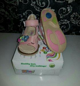 Новые ортопедические сандали Mimy