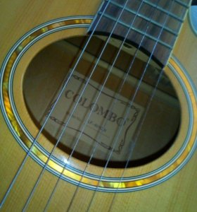 Гитара: Colombo 401 - C N.