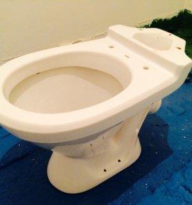 Унитаз SANITA! Отличное состояние туалет