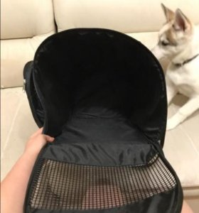 мягкая переноска для собак и кошек до 8 кг