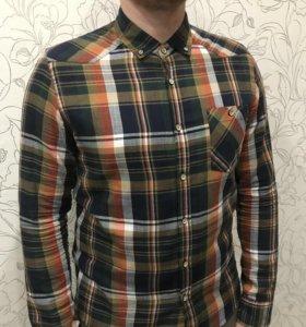 Рубашка из хлопка 46-48 размера