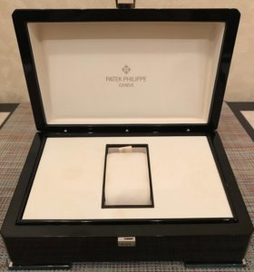 Коробка от часов Patek Philippe