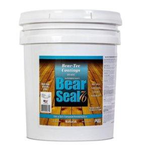 Полупрозрачная пропитка Bear seal 76