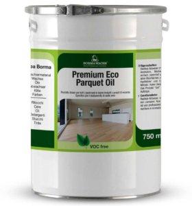 Borma Wachs Паркетное масло Premium Eco Parquet O