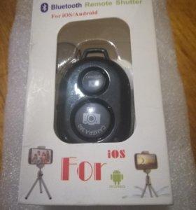 Bluetooth пульт для телефона фотоаппарата.