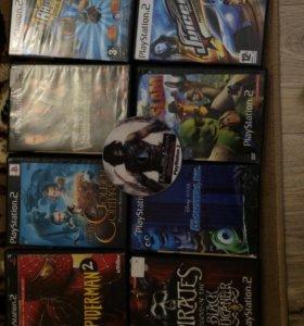 Игры на PS 2
