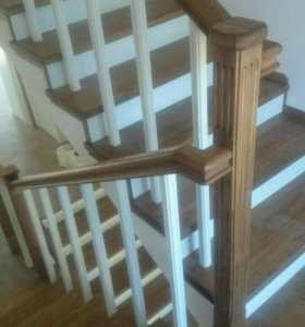 Изготовление лестниц,мебели, интерьеры. О