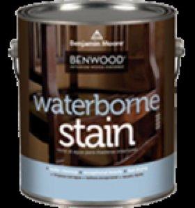 Benjamin Moore 205. Waterborne Interior Stain