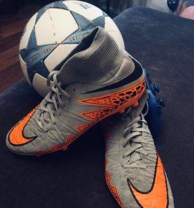 Бутсы HYPERVENOM by Nike ;)🔥❤️