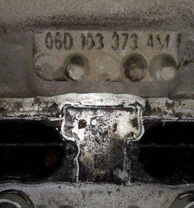 Двигатель BVY В разборе vag