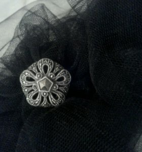 Кольцо. Серебро.