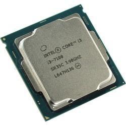 INTEL Core i3 7100, LGA 1151