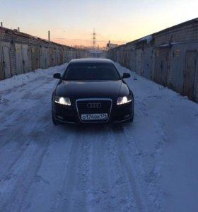 Машина Ауди а6