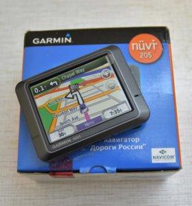 GARMIN nuvi 205