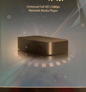 Универсальный FullHD (1080p) сетевой медиаплеер