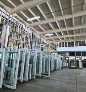 Пластиковые окна от завода