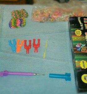 Набор для вязания резинками
