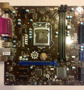 Материнская плата MSI H81M-P33 V2 LGA1150