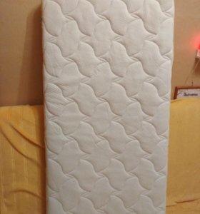 Матрас Плитекс для детской кроватки