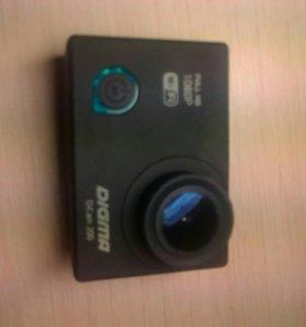 Экшн-камера Digma