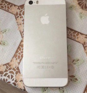 Айфон5s,на 16г,белый,торг