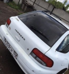 Крышка Дверь багажника Субару Импреза Subaru