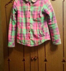 Куртка на весну - осень теплую