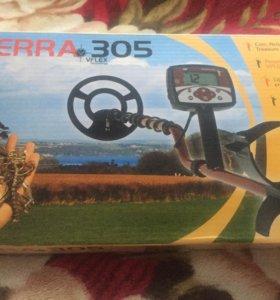 Металлодетектор X-terra 305