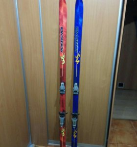 Горные лыжи классика