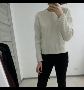 свитер шерстяной