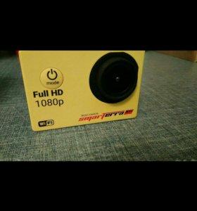 Экшн-камера smart-terra w4+