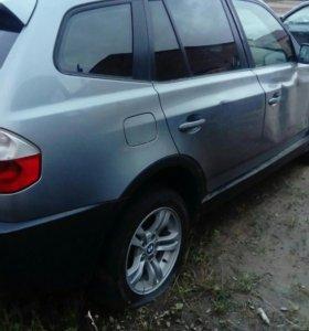 Автомобиль BMW X3 2004г.в.