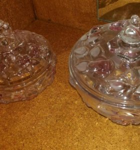 Салатницы конфетницы (новые)