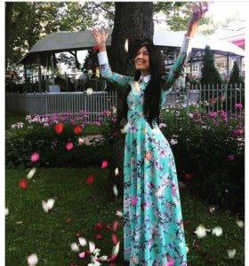 Платье Alena Demetieva