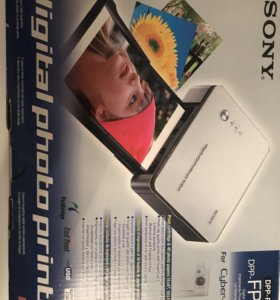 Digital photo printer DPP-FB30 sony