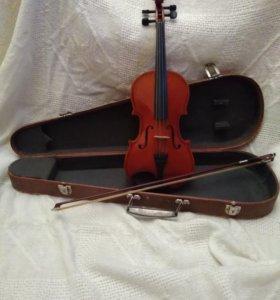 Скрипка 3/4.