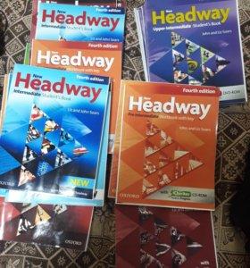 Headwey все части с диском