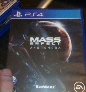 Mass Effect Andromeda для PS 4