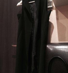 Жилет пиджак