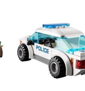 Lego #60042 полицейская машина