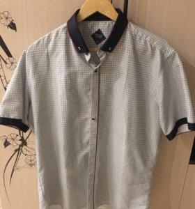 Рубашка мужская, размер 50