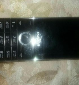 Продается новый телефон MAXVI
