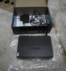 ADSL модемы D-Link и Actiontec